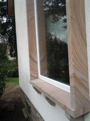 Reicks Naturstein - Fensterbänke